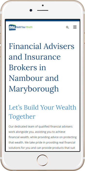 B&L Financial Services - Advantech Software