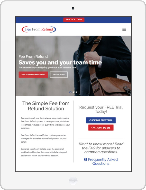 Fee From Refund - Advantech Software