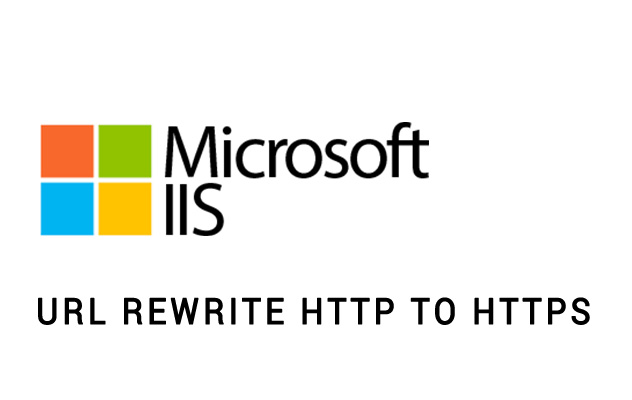 URL Rewrite HTTP to HTTPS for IIS